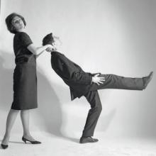 Giorgio Gaber & Maria Monti
